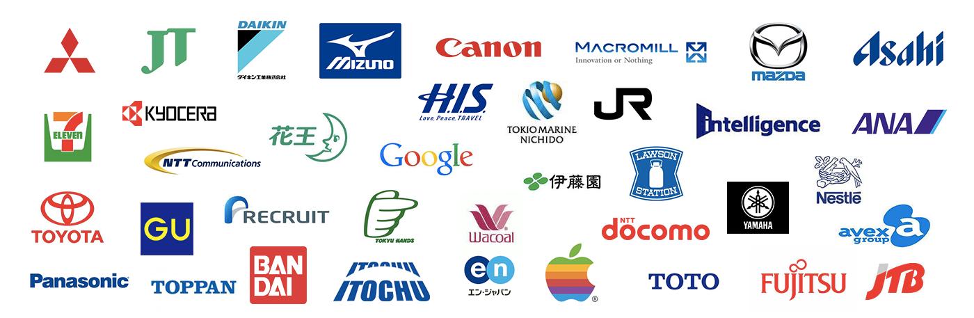 関連企業ロゴ